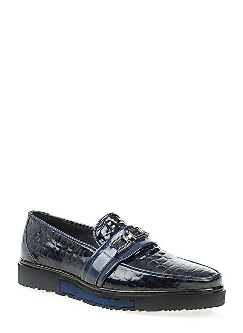 Derigo Loafer Ayakkabı Lacivert